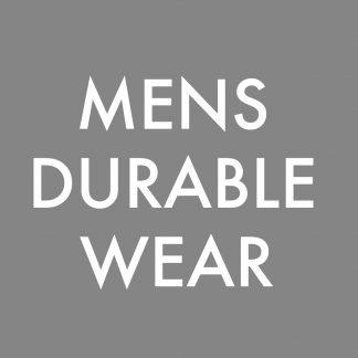 Mens Durable Wear