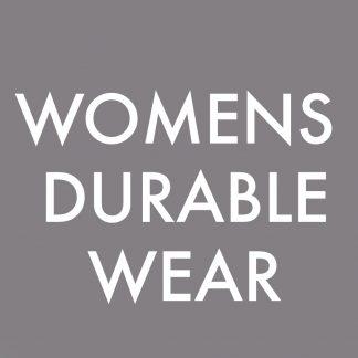 Womens Durable Wear